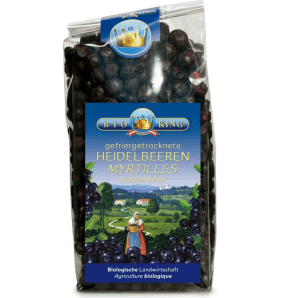 BioKing dried blueberries (40g)