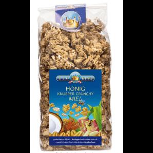 BioKing Honig Knusper Crunchy (375g)