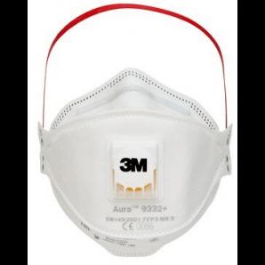 3M Feinstaubmaske FFP3 mit Ventil (10 Stk)