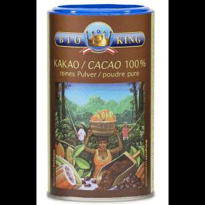 BioKing Kakao 100% reines Pulver (200g)