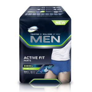 Tena Men Active Fit Pants L (10 pieces)