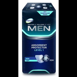Tena Men Level 1 (24 pièces)