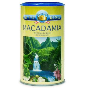 BioKing Macadamia (200g)
