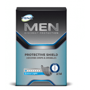 Tena Men Protective Shield Ex Light (14 pieces)