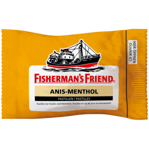 Fisherman's friend Anise (25g)