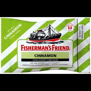 Fisherman's friend Cannelle sans sucre (25g)