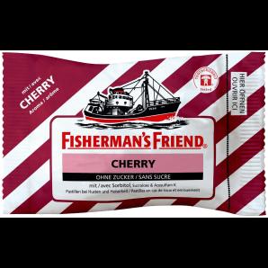 Fisherman's friend Cherry's sans sucre (25g)