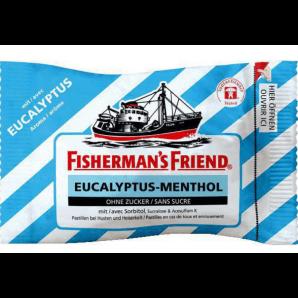 Fisherman's friend Eucalyptus menthol sans sucre (25g)