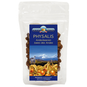 BioKing Physalis Andean Berries (100g)