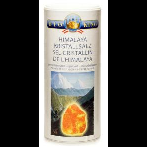BioKing salt shaker crystal salt (250g)