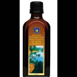 BioKing Huile de noix de cèdre de Sibérie (100 ml)