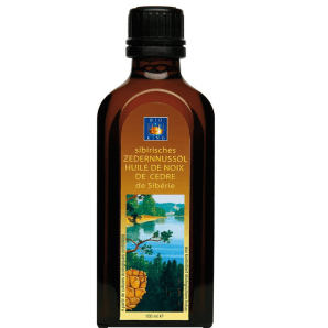 BioKing Siberian Cedar Nut Oil (100ml)