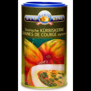 BioKing Styrian Pumpkin Seeds (500g)