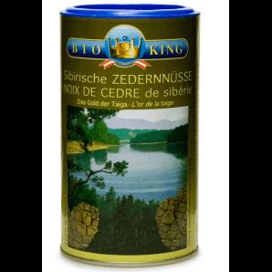 BioKing Siberian Cedar Nuts (250g)