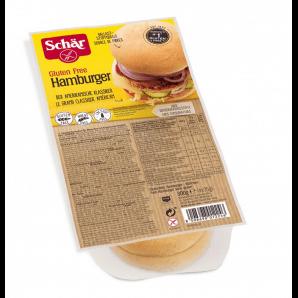 SCHÄR Hamburger sans gluten (4 x 75g)
