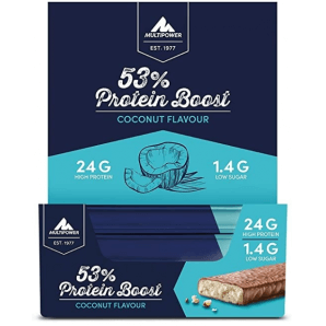 Multipower 53% Protein Bar Coconut (20x45g)