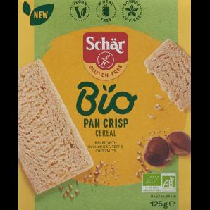 SCHÄR Bio Pan Crisp gluten-free (125g)