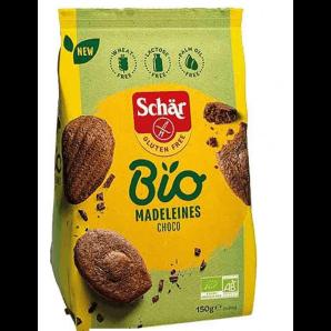 SCHÄR Bio Madeleines Choco sans gluten (150g)