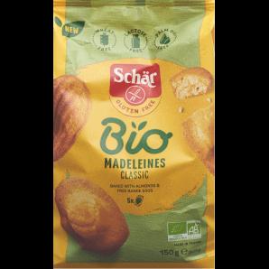 SCHÄR Bio Madeleines classique sans gluten (150g)