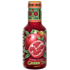 AriZona Pomegranate Green Tea (500ml)