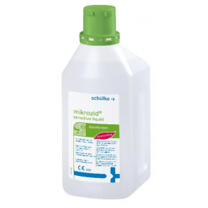 Schülke mikrozid sensitive liquid (1 liter)