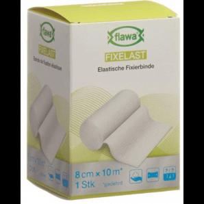 FLAWA Fixelast Fixierbinde (8cmx10m)