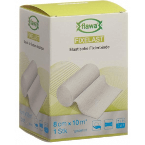 FLAWA Fixelast Fixierbinde kaufen (8cmx10m)