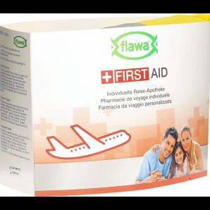 FLAWA Individual First Aid Travel Kit