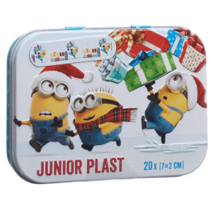 FLAWA Junior Plasters Minions X-Mas (20 pieces)