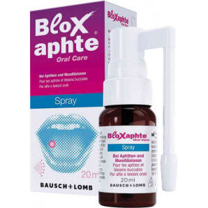 Bloxaphte Oral Care Mouth Spray (20ml)