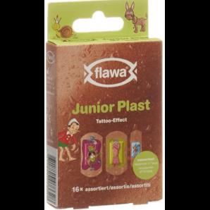 FLAWA Junior Plasters Pinocchio (16 pcs)