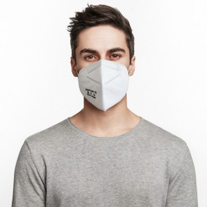 KN95 Atemschutzmaske (4 Stück)