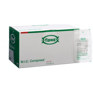 FLAWA MIC Compresses Sterile 7,5x5cm (100 pieces)