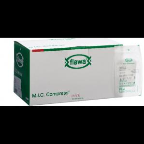 FLAWA MIC des Compresses Stériles 7,5x5cm (100 pièces)