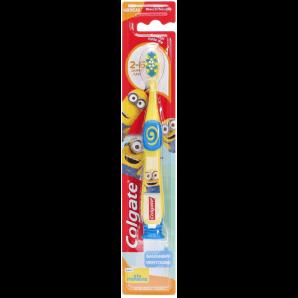 COLGATE Minions & Smiles la brosse à dents 2-6 ans (1pc)
