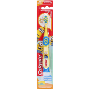 COLGATE Minions & Smiles toothbrush 2-6 years (1pc)
