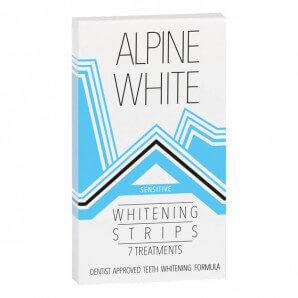 Alpine White - Whitening Strips Sensitive (7 Anwendungen)