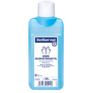 Sterillium med hand disinfection (500 ml)