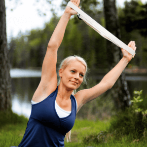 Sissel Yoga Belt (3.75 x 180cm)