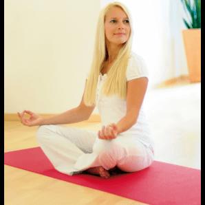 Sissel Yoga Mat (fuchsia)