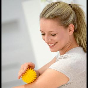 Sissel Spiky-Ball (gelb)