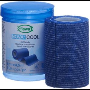 FLAWA NOVA COOL Cooling Bandage 8cmx4.5m (1 piece)