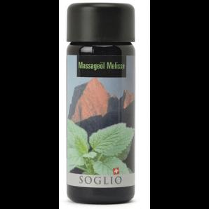 Soglio Massageöl Melisse (100ml)