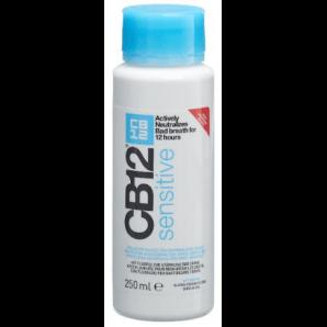 CB12 sensitive mouthwash (250ml)