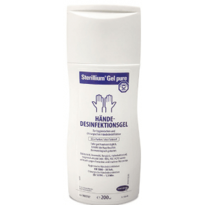 Sterillium Gel Pure for hand disinfection (200ml)
