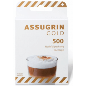 ASSUGRIN Gold tablets refill (500pcs)