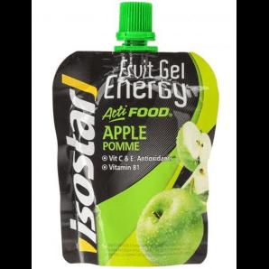 isostar Actifood Gel de fruits pomme (90g)