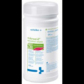 Schülke mikrozid Sensitive wipes Dose (200 Stk)