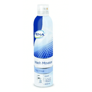 Tena Wash Mousse (400 ml)