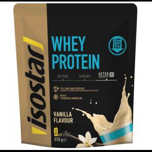 ISOSTAR Whey Protein Pulver Vanille Beutel (570g)